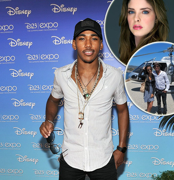 brandon mychal smith dating Elle: a modern cinderella tale is a 2010 american teen musical comedy  (brandon mychal smith)  ty walks out and comforts the heartbroken elle and they start dating.