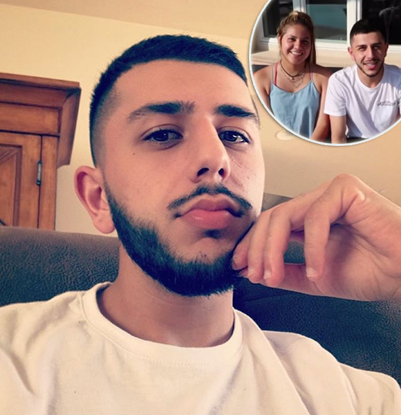 Brandon Awadis Ends Dating Affair With Girlfriend, But Not Friendship!