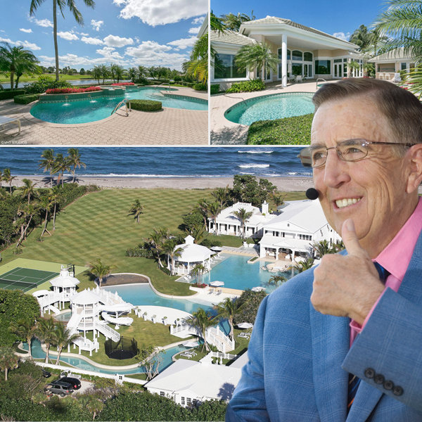Once Fired Brent Musburger Sets His House On Sale After Retiring From Broadcasting