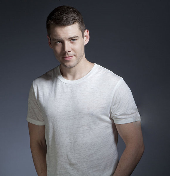 Did Brian J. Smith Turn Co-Star Into Real Life Boyfriend? Takes Gay Rumors To Next Level With A Kiss