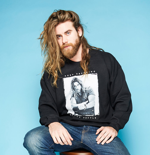 Brock O'Hurn Is Not Married! But He's Not Far Away From Having A Wife With Looks Like That