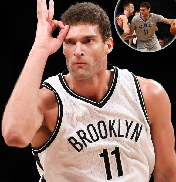 Brook Lopez Busy To Be Dating and Have A Girlfriend? Has Issues To Deal With
