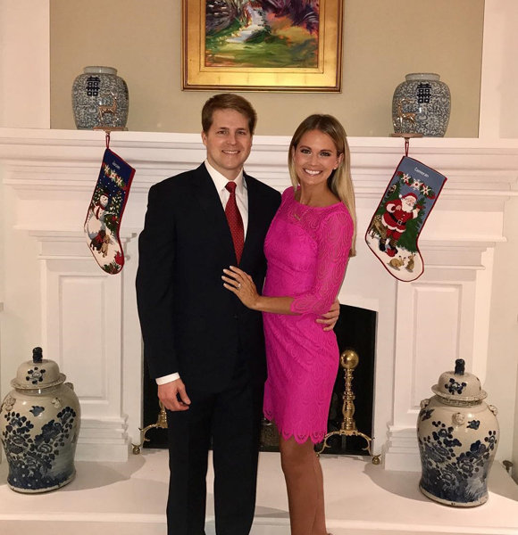 A Baby Sonogram Reveals Cameran Eubanks And Real Estate Husband Are Pregnant With A Child