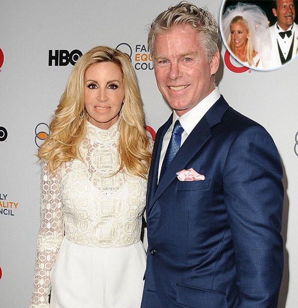 Camille Grammer Separated With Husband; It Did Not End Till The Divorce Bumped Her Net Worth