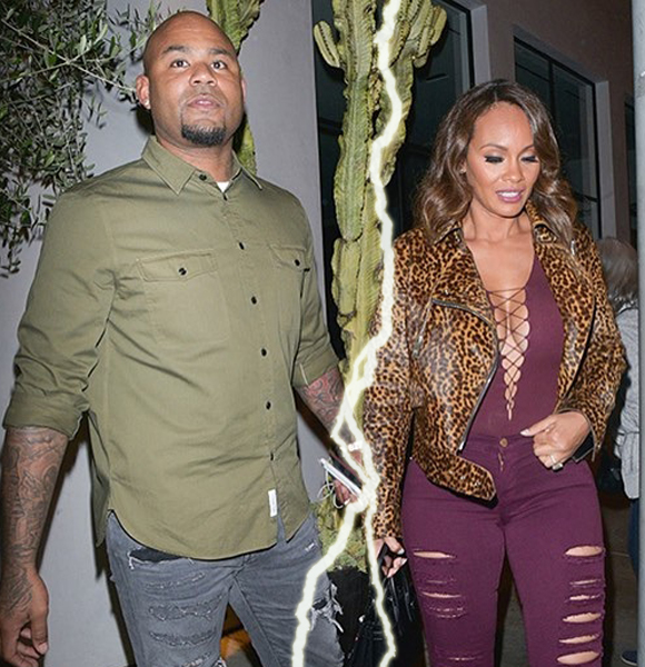 They're Not Getting Married! Carl Crawford Split with His Partner Evelyn Lozada Revoking Their Engagement of ALmost Four Years