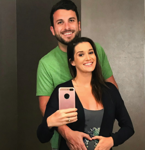 She's Pregnant! Carly Wadell Announces Pregnancy with Husband Evan Bass A Couple of Months After Their Wedding