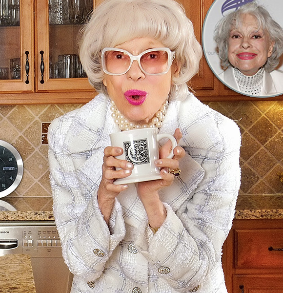 Carol Channing Is Still Alive! She Only Hit the Age Where ...