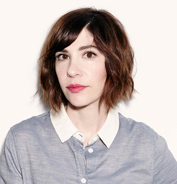 Carrie Brownstein Never Came Out as Gay/Lesbian; Doesn't Mean She Never Had a Girlfriend