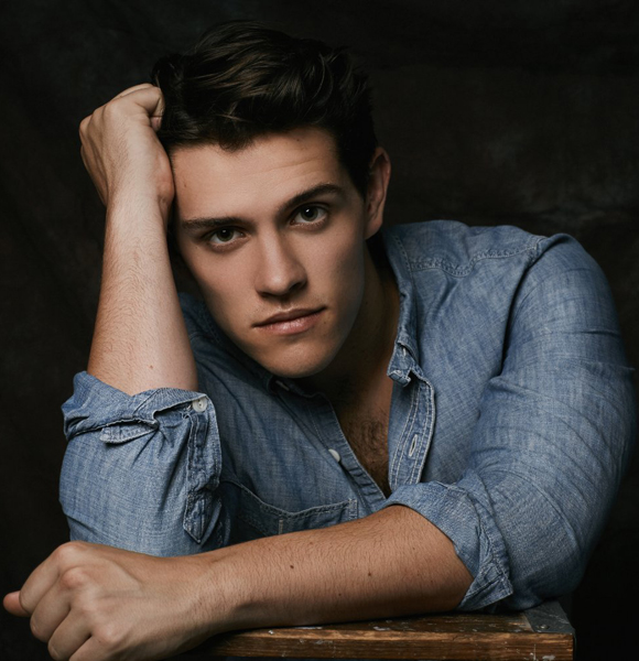Casey Cott Keeping Dating Affair With Girlfriend Lowkey? Or Is it The Opposite?