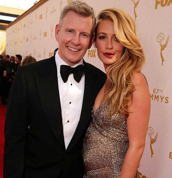 Cat Deeley Reveals She's Pregnant! Her Second Child With Husband Patrick Kielty