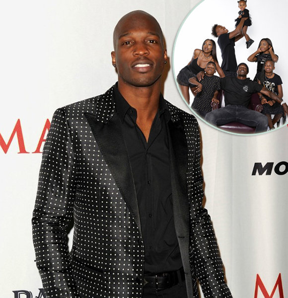 Chad Johnson with Multiple Kids! From Affairs with Girlfriend Besides Wife?