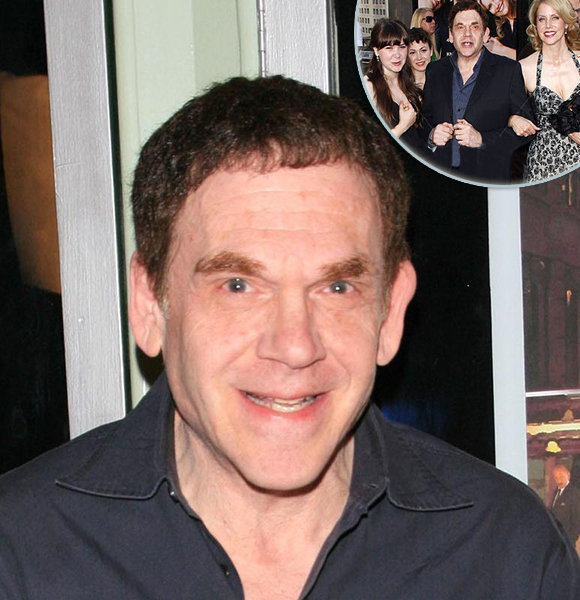 Charles Fleischer as a Family Guy - Everlasting Married Life with Wife!