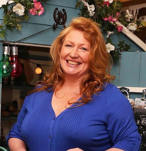 Charlie Dimmock Happy For Not Being Married And Having A Husband; Is it Because She Shares A Lesbian/Gay Sexuality?