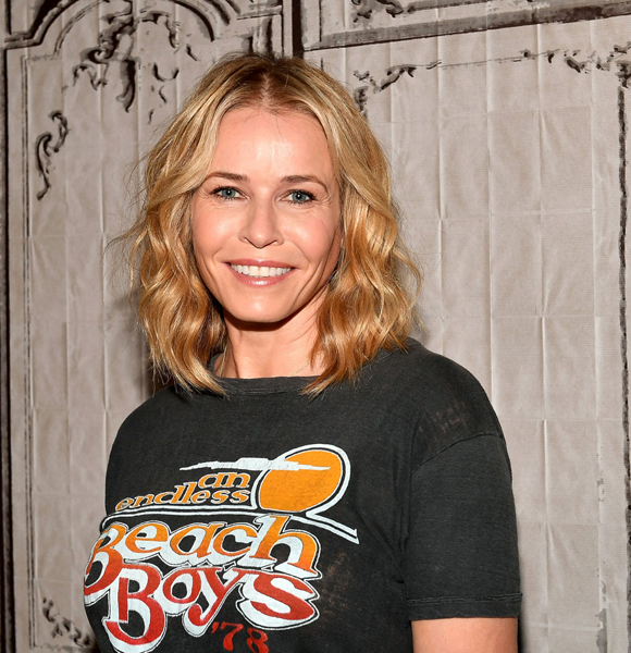 Chelsea Handler Is More Than Open On Her Married Life And Dating Affair! Says She's Up For A Husband