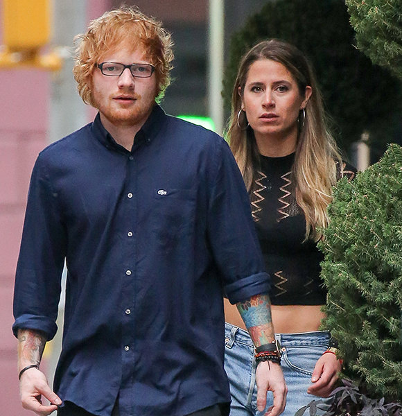 Cherry Seaborn, 25, Engaged Out Loud! The Perfect Shape For Ed Sheeran