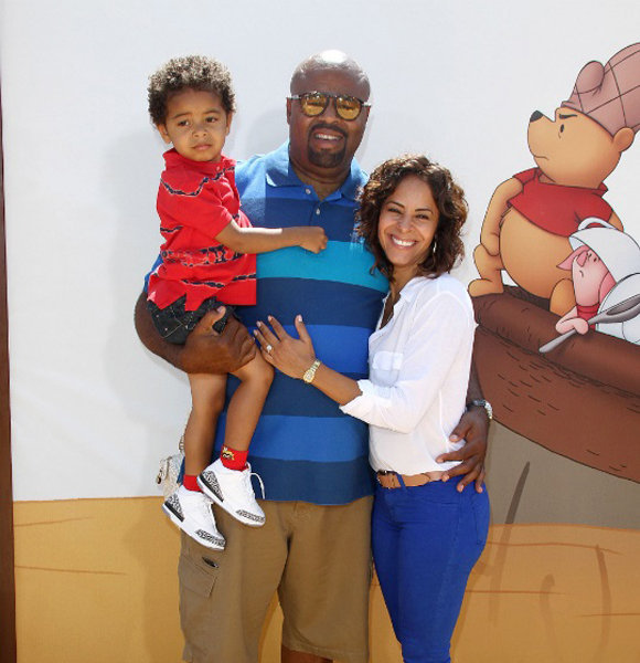 Chi McBride Gives Glimpse Of His Family Time With Wife And Children; Talks About How He Wishes To Be Remembered