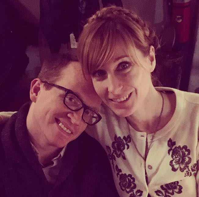 Chris Gethard Ended Dating Affair And Married The Love Of His Life; Maintaining A Healthy Relationship With Wife And Career?