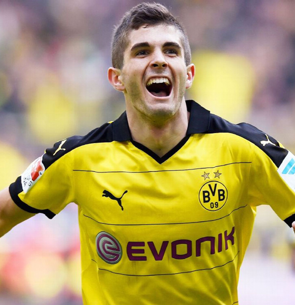 Christian Pulisic Career Details: Stats, Contract, Salary, Net Worth