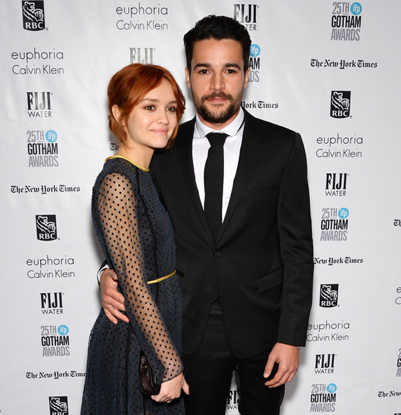 Christopher Abbott Still Dating His Actress Girlfriend Or Are The Gay Rumors Just True?