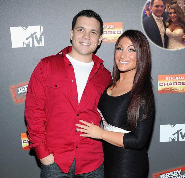 Nupitals Alert! Christopher Buckner Gets Married To Deena Cortese In A New Egypt Wedding Ceremony