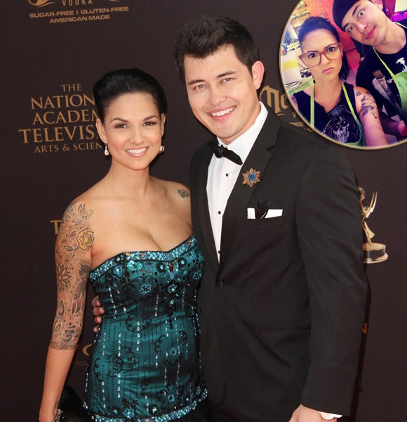 Christopher Sean Is Not Gay! Flaunts Dating Affair With Girlfriend On Instagram