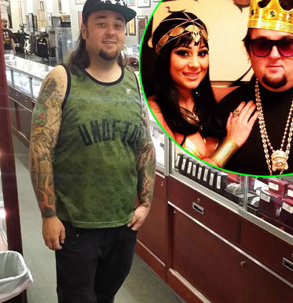 Is Chumlee Dating His Girlfriend After Getting Arrested; His Secret To Weight Loss