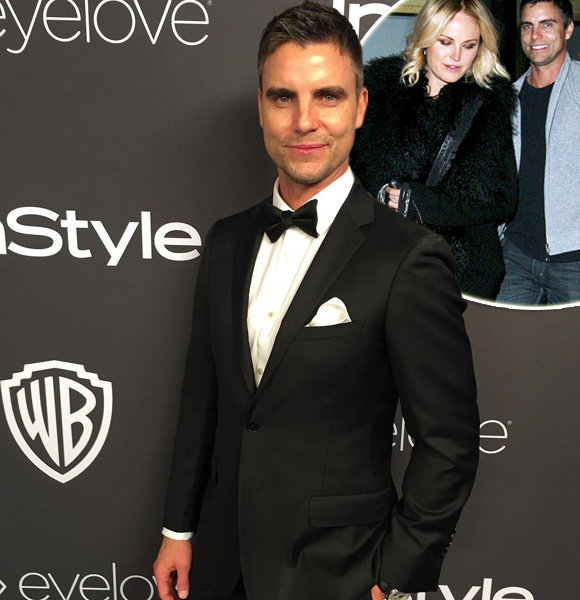 Is Colin Egglesfield Gay Or Just A Rumors Because He Is Single? Couldn't Stand Competition With Ex-Girlfriend's Baby?
