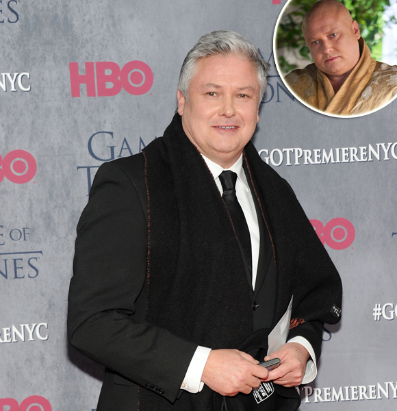 Conleth Hill From Game Of Thrones Is Not Married But Does That Make Him Gay? Many Awards To Offer But No Dating Affairs