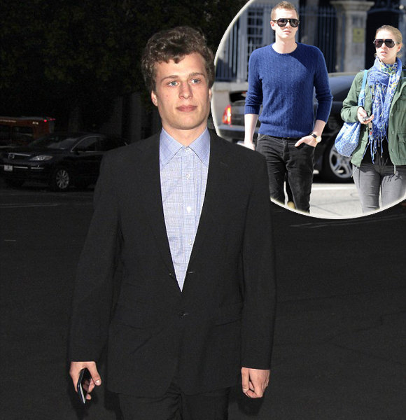 Reality Star Paris Hilton's Little Brother Conrad Hilton Arrested After Barging In Ex-Girlfriend's Home