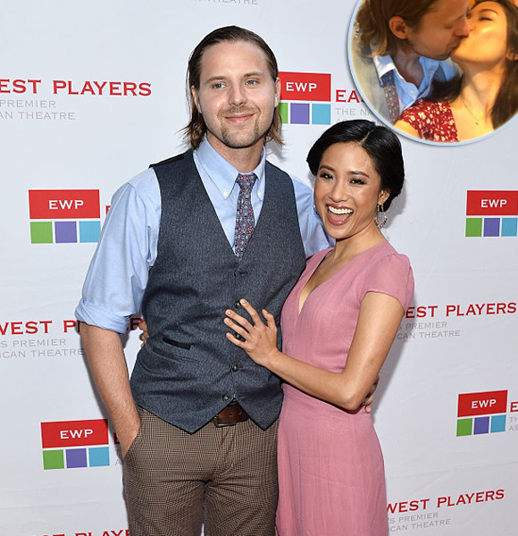 Constance Wu Talks About Her Baby For The First Time!! A Look Inside Her Relationships