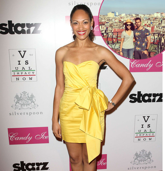 Does Cynthia Addai-Robinson Have Any Dating Affairs Or Boyfriend? Looks Too Busy To Be Getting Married Anytime Soon