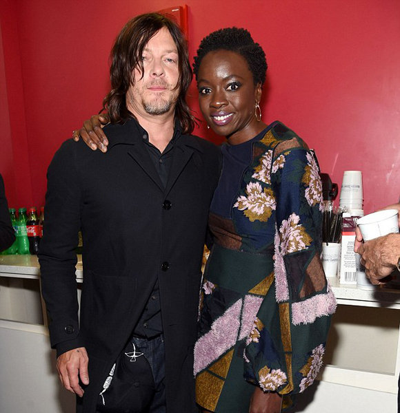 Danai Gurira Allegedly Turned Co-Star Into Boyfriend; Too Busy To Consider Dating Or Getting Married?