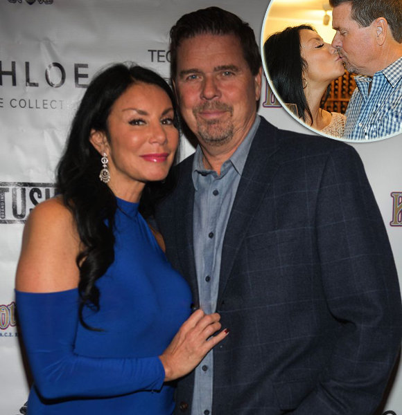 From Dating to Wedding! TV Personality Danielle Staub is Now Engaged to Marty Caffrey