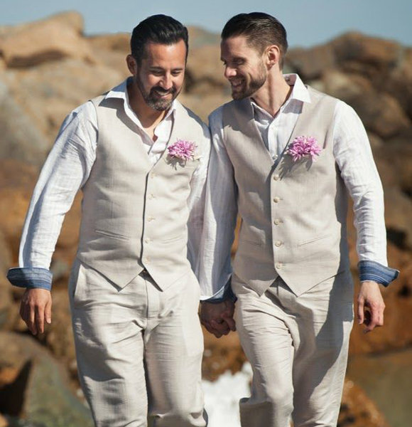 Danny Pintauro Got Married And Turned His Boyfriend Into Husband; Wedding Ceremony At its Best