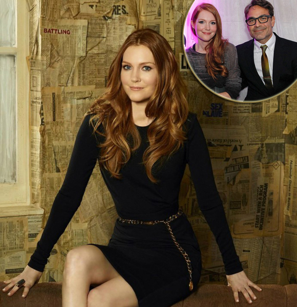 It Took Darby Stanchfield Six Years To Reveal Her Married Life With Husband! Who Is He After All?