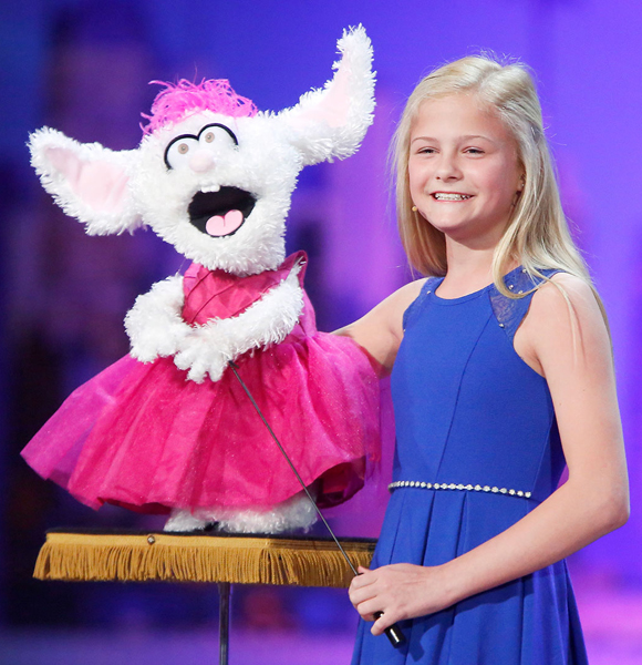 Behind The Show! Darci Lynne Grabs A Lot Of Attention On America's Got Talent; Which She Deserves