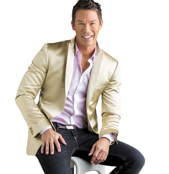 Wanted To See Openly Gay Man David Bromstad's Stunning Partner-In-Crime Boyfriend? Feast Your Eyes Here