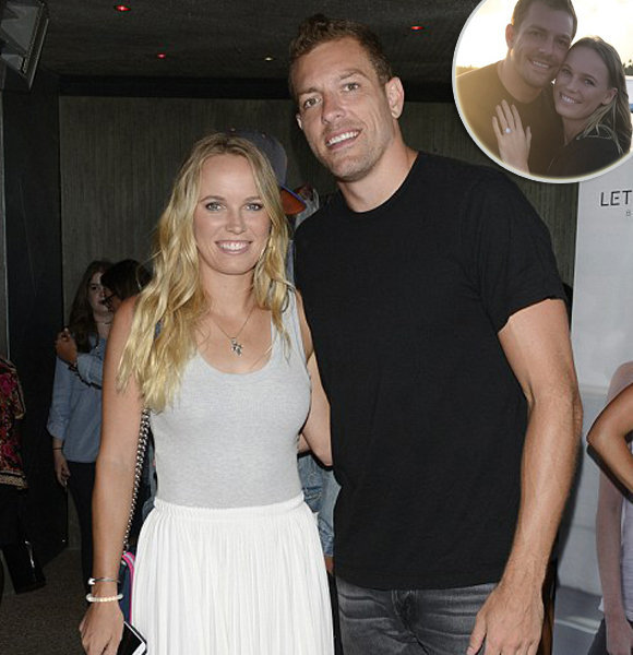 David Lee Is Engaged To Get Married With Tennis Player Girlfriend! A Beautifully Escalated Dating Affair