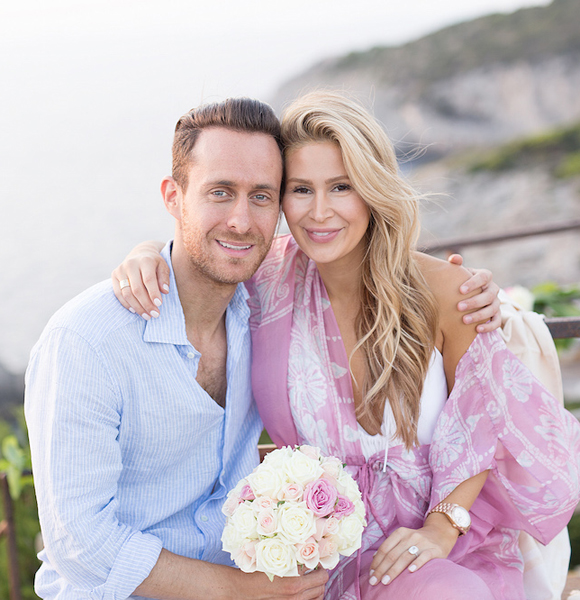 David Parnes Gets Married To Fiance Adrian Abnose! A Blessed Wedding Held In The Country Of Love