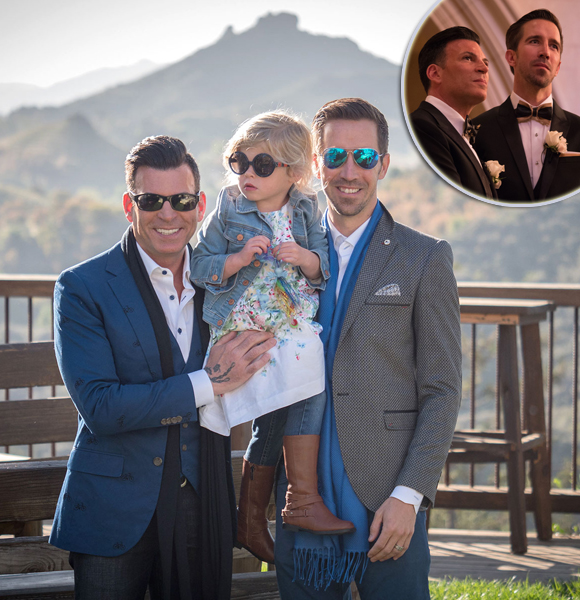 David Tutera's Wedding To His Longtime Partner Is Something To Be Seen! Only Got Daughter From A Past Divorce Battle