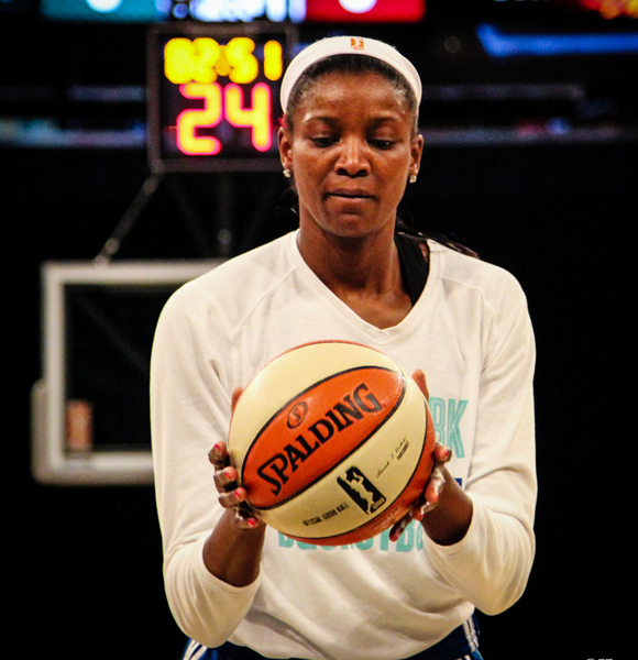 Pepperdine Promotes DeLisha Milton-Jones To Head Coach Just Months After She Retired From Game