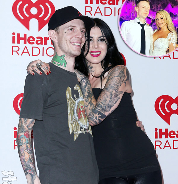 Deadmau5 Gets Married To Longtime Girlfriend! Combo of Beautiful Wife And Exquisite Wedding Ceremony