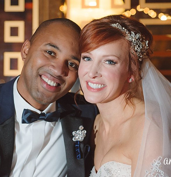 Demetrius Ivory From WGN-TV - A Father To Twins And A Loving Husband To Reporter Wife