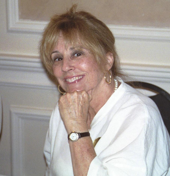Denise Alexander Has a Fine Health Line; Her Biography is Still Growing
