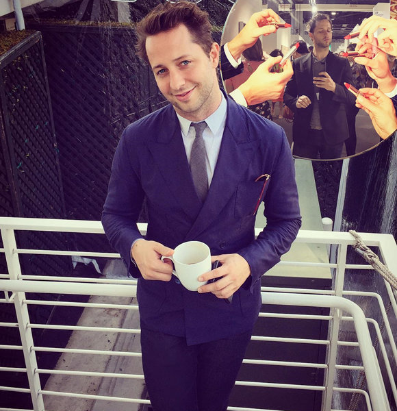 Derek Blasberg Frequently Talks About Girlfriend; Does He Have One Or Just Hiding Gay Sexuality?