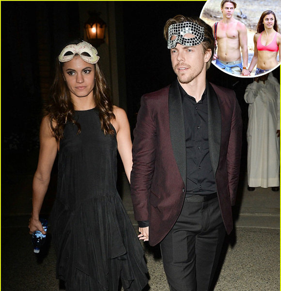 Derek Hough's Dream Of Getting Married And Having Kids About To Be True With Dancer Girlfriend?