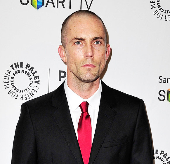 Desmond Harrington Clearly Shows Weight Loss - From His Face!