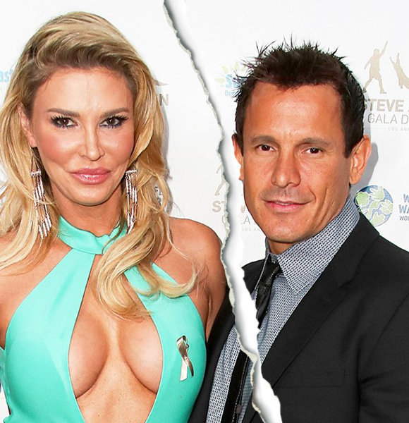 Donald Friese Splits with Brandi Glanville, 45! What Caused it?