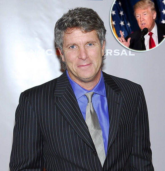 MSNBC Cuts Off Donny Deutsch For Comparing President Trump With A Sociopath