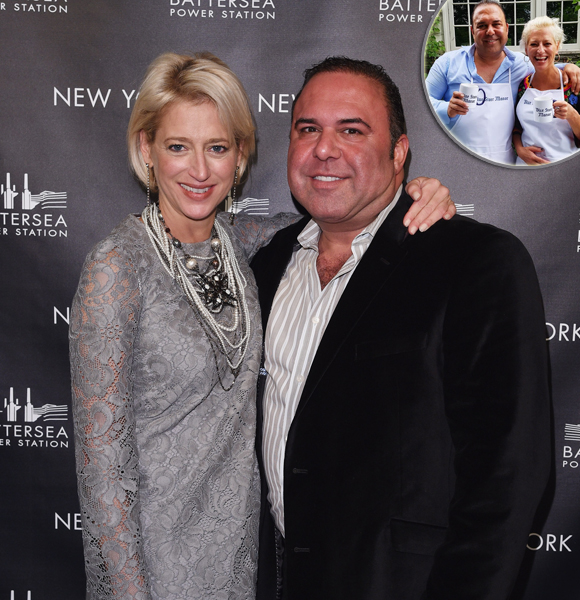 Dorinda Medley Remembers Late Husband-Forgets Past Divorce While Moving On With Boyfriend!